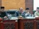 Ketua DPRD Sumbar Supardi Saat memimpin Rapat Paripurna