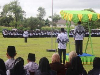 Peringatan HUT PGR ke 71 di Payakumbuh.