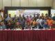 Pertemuan dan diskusi Iluni UNP di Batam.