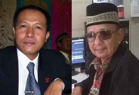Syahriwal Guci dan Jumadi.