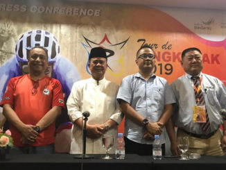 Tour de Singkarak 2019 Langkah Awal Menghubungkan Sumatra Melalui Sepeda