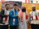 Wagub Nasrul Abit pada Seminar Internasional Baitul Maqdis is The Key of Peace.