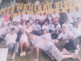 Alumni SMA 1 Payakumbuh yang akan gelar reuni.