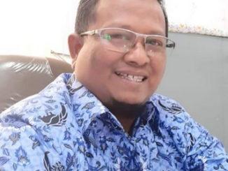 Amrizal Rengganis, Kabag Humas Kota Padang yang baru