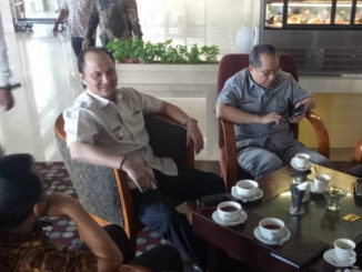 Bincang santai Trianda Farhan Satria tentang potensi Kab. Agam.