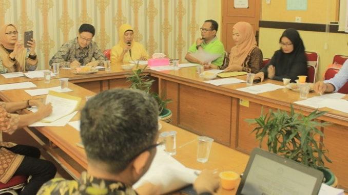 Suasana saat Uji Petik Sejarah Kerajaan Pagaruyung. (Dok. Istimewa)