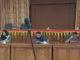 Hearing anggota DPRD Kota Payakumbuh dengan wartawan.