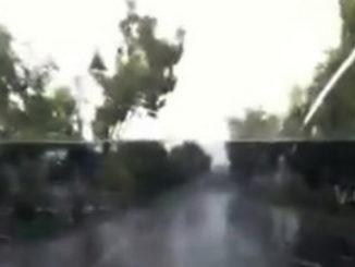Hujan di Selayar.