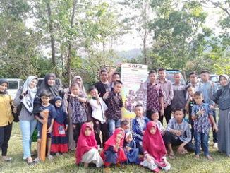 KPS Padang Fasilitasi Anak Panti dan Dhuafa di ABG Waterpark