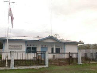 Kantor Kesyahbandaran Wilayah Kerja Carocok Tarusan.