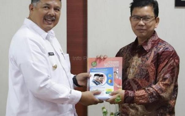 Kota Solok Masuk Top 40 Pengelolaan Pengaduan Publik Dari Kemenpan RB