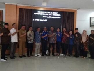 Kunjungan kerja DPRD Kota Solok ke DPRD Kota Bandung