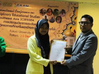 Mahasiswa UNP Peraih Best Presenter