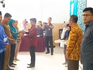 Peluncuran buku Pengawsan Pemilu 2019 di Mentawai.