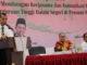 Rekror UNP Prof. Ganefri saat memberi sambutan.