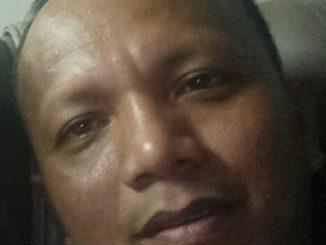 Salah seorang oknum BIN gadungan yang diperiksa Polres Mentawai.