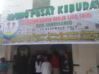 Sawahlunto Job Fair