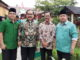 Shadiq Pashadigoe bersama pimpinan DPW PKB Sumbar.