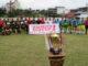 Turnamen sepak bola Walikota Cup 2019 di Bukittinggi.