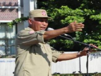 Barlius, Kelala Badan Penanggulangan Bencana Daerah (BPBD) Kota Padang