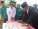 Bupati Solok, Gusmal menandatagani prasasti pemakaian kantor Walinagari Batang Barus.
