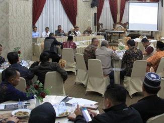 Bupati pimpin langsung rapat persiapan Solok Expo dan Hut Kabupaten ke 107