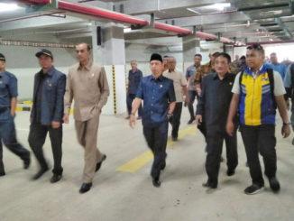 DPRD Bukittinggi tinjau proyek di Kota Bukittinggi