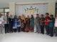 Dekan fakultas Pariwisata dan Perhotelan Universitas Negeri Padang (UNP) ,usai mengadakan pertemuan dengan jajaran Pemko Payakumbuh lakukan foto bersama.