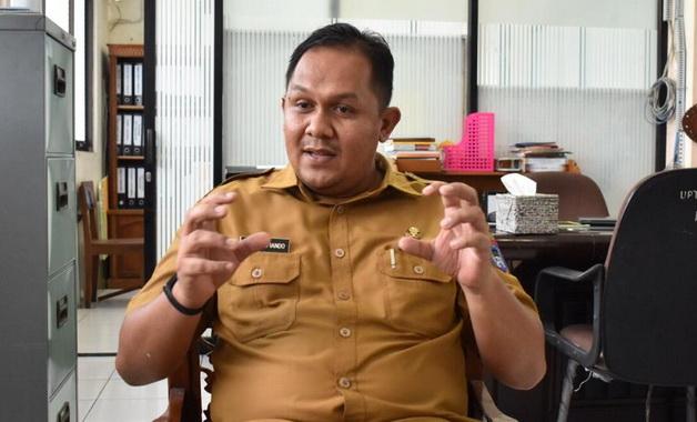 Kepala Dinas Sosial (Dinsos) melalui Kepala Bidang Pemberdayaan Sosial Dinsos Kota Payakumbuh, Ance Alfiando