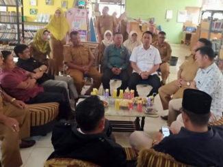 Komisi I DPRD Limapuluh Kota tinjau langsung kondisi perpustakaan