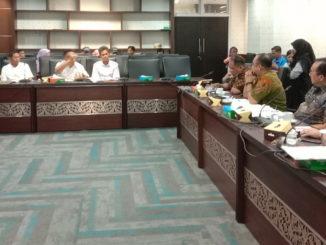 Komisi IV DPRD Sumbar rapat Kerja dengan BPBD Sumbar