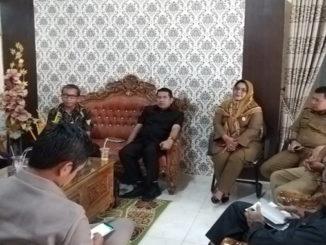 Kungker Anggota Komisi II DPRD Limapuluh Kota ke Dinas PUPR