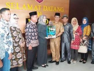 Kunjungan Ketua DPRD Kab. Batang Hari ke Kab. Muratara.