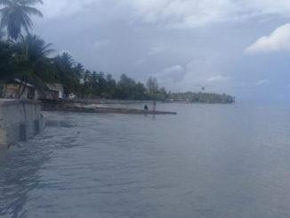 Pantai Sioban, Sepora Kab. Menyawai.