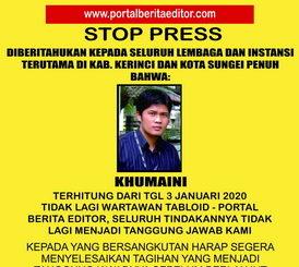 STOP PRESS OK