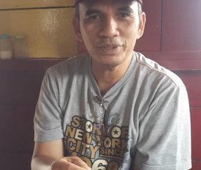 Sabirin Rahmad anggota Komisi I DPRD Bukittinggi dari Fraksi Partai Gerindra.