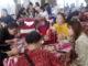 Tamu wisata asal China di Rumah Dinas Walikota Pariaman