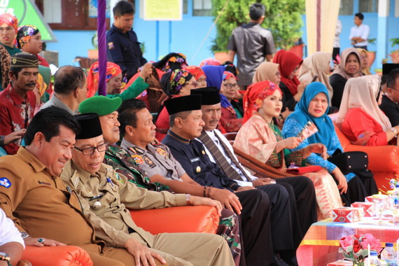 Wakil Bupati Solok menghadiri alek Nagari Koto Gaek Guguak