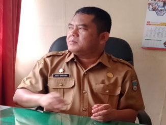 Joko Santoso, Kepala Dinas Tenaga Kerja Pasbar