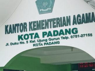 Kantor Kemenag Kota Padang
