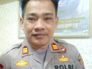 Kapolsek Padang Selatan, AKP Jefri.