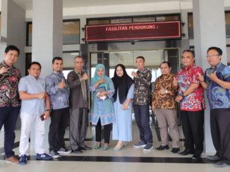 Kunjungan Komisi 1 DPRD Kab. Dharmasraya ke Kota Payakumbuh.
