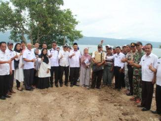 Pejabat 5 Kementrian RI Kunker ke Nagari Muaro Pingai