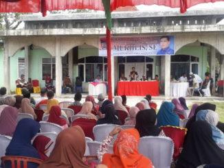 Mukhlis Anggota DPRD Kota Padang Reses ke Aia Pacah