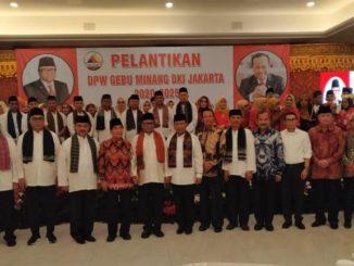 Pengurus DPW GM DKI.