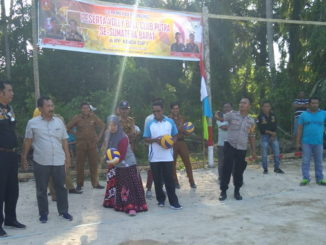 Peresmian Open Turnamen IPP Kamda Cup.