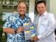 Prof. Dr. Syahrial Bakhtiar, M.Pd. Bersama Letnan Jendral Marciano Norman