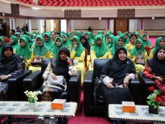 iswa SMA Negeri 4 Kota Pekanbaru yang berkunjung ek UNP.