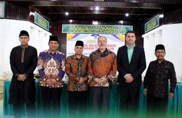 Dubes Turki & Bosnia di Thawalib Padang Panjang.