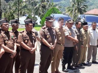 Kunjungan KKajati Sumbar ke Sawahlunto.
